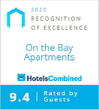 bribie island accommodation-recognition of excellence 2020