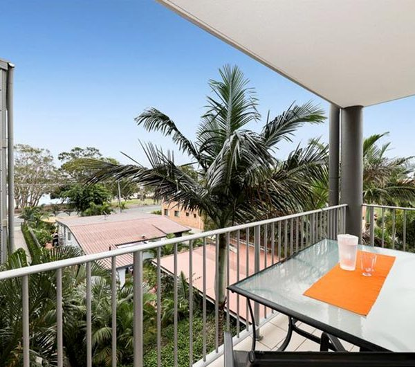 bribie island apartment sale unit 17 balcony