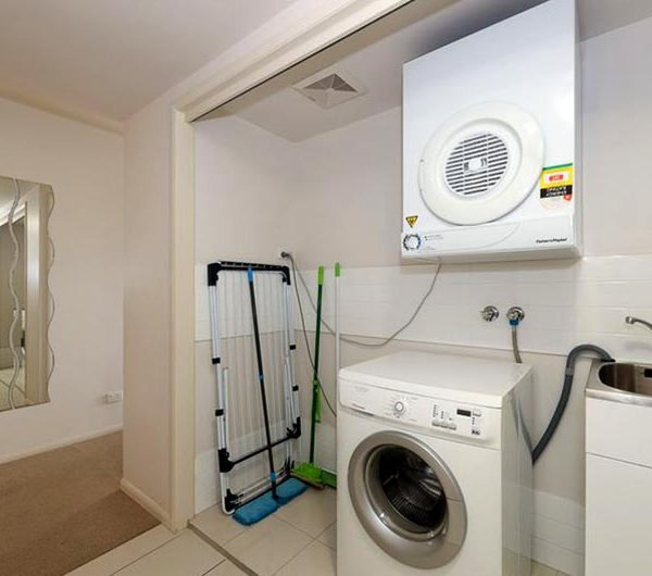 bribie island apartment sale unit 17 laundry